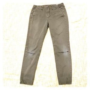 "Rag & Bone ""Portobello"" distressed pants"